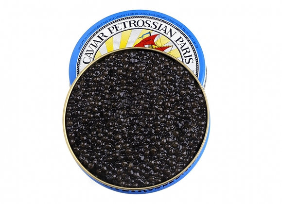 Petrossian Farmed Sturgeon Caviars - Acipenser Baerii