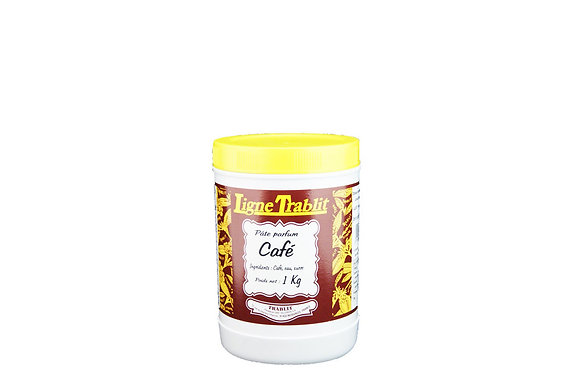 "Coffee Paste ""TRABLIT"" 1kg"