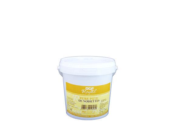 """Tub Pure Hazelnut Paste 1kg """"DGF"""""""