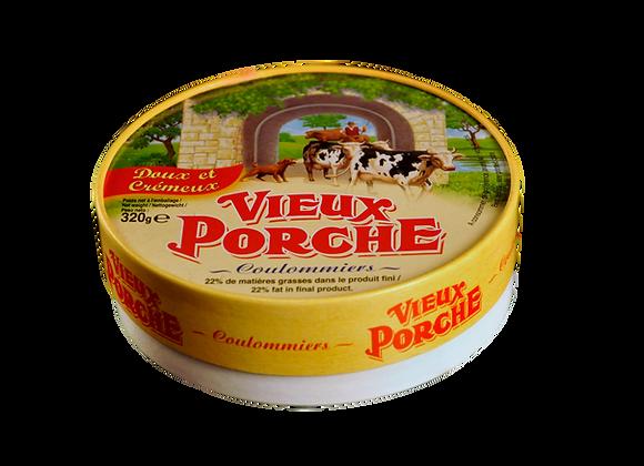 "Coulommier cheese ""Vieux Porche"""