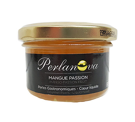 "Pearls of Mango & Passionfruit ""Cookal"""