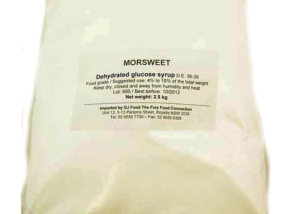 "Dextrose Sugar ""Morsweet"""