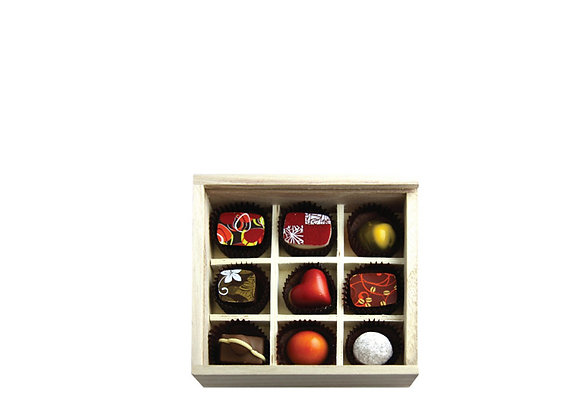 "Chocolate Box ""CACAO"""