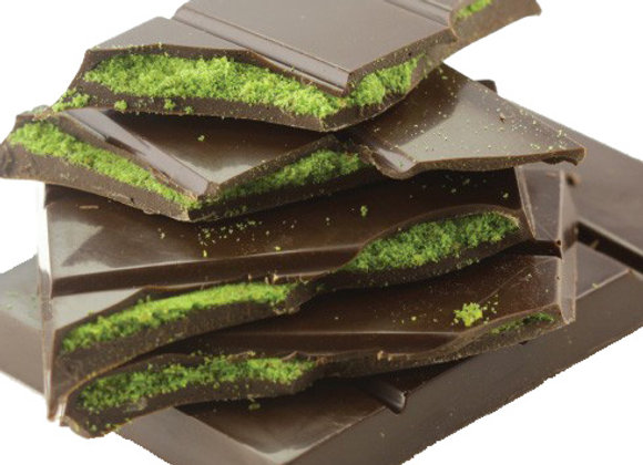 "Mint Chocolate ""CACAO"""