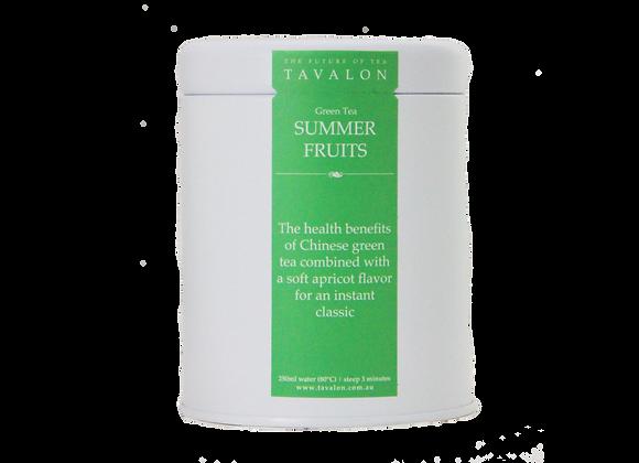 """""""Summer fruits"""" -  Green Tea"""