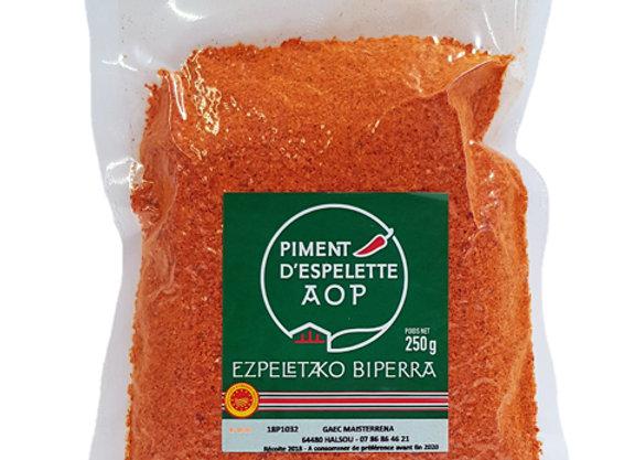 Piment d'Espelette Powder 250g bag