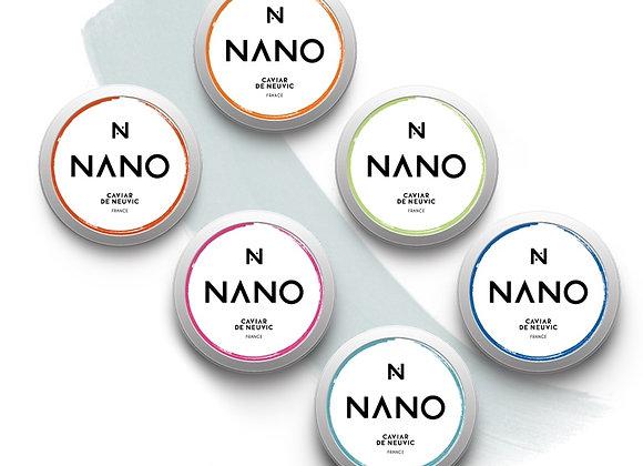 Caviar de Neuvic - Nano - Acipenser Baerii - French