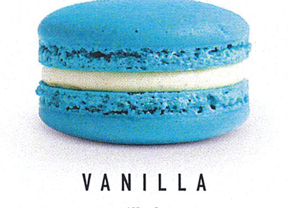 Macaron Vanilla