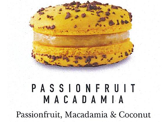 Passion fruit Macadamia Coconut
