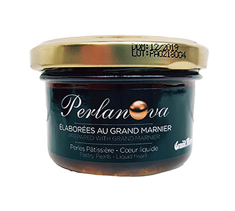 """Pearls of Grand Marnier """"Cookal"""""""