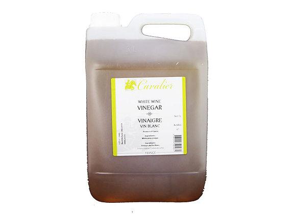 """White Wine Vinegar 5lt """"PERCHERON"""""""