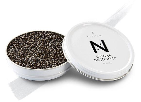 "Caviar de Neuvic ""Signature"" Gueldenstaedtii - Ossetra"