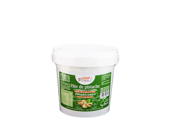 "Pistachio Paste Sweetened & Coloured 1kg ""DGF"""
