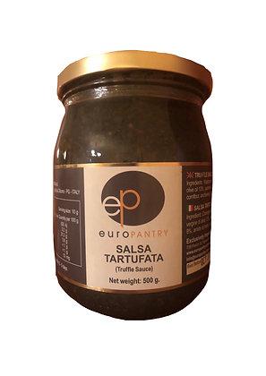 """Black Truffle Paste - Salsa Tartufata  """"Euro Pantry"""""""