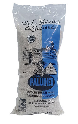 "Coarse Sea Salt ""Le Paludier"""