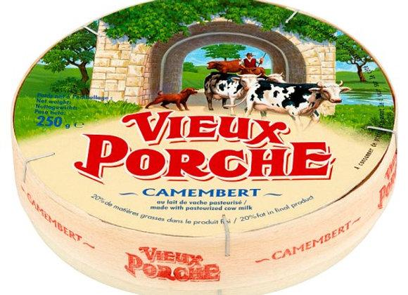 "Camembert cheese ""Vieux Porche"""