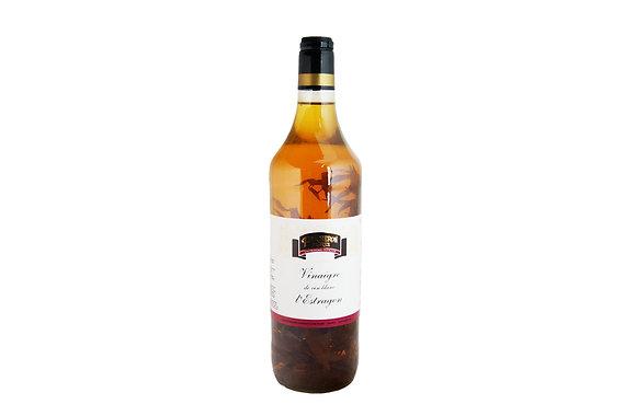 "Tarragon White Wine Vinegar ""Percheron"""