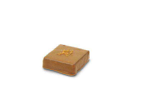 "Enrobed Chocolate Crispy Praline ""CACAO"""