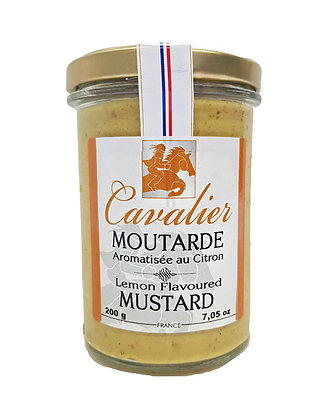 "LemonFlavoured Mustard ""Cavalier"""