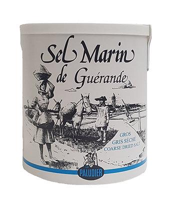 "Coarse Dried Sea Salt ""Le Paludier"""