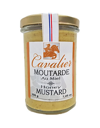 """Honey Mustard """"Cavalier"""""""
