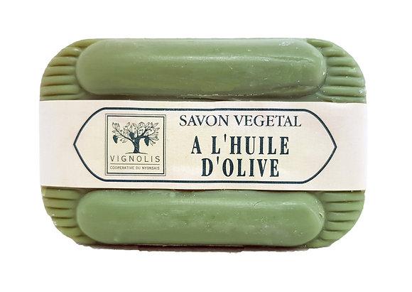 "Olive Oil Bar Soap ""Vignolis"""