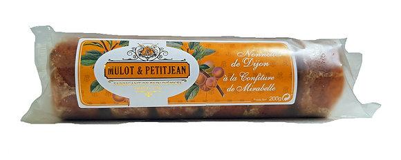 """Nonnettes Pain d'épices filled with Mirabelle Plum Jam """"Mulot Petitjean"""""""