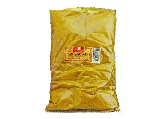 "Spices Yellow ""Raz El Hanout"""