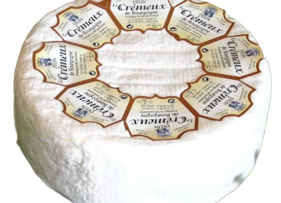 Cremeux de Bourgogne - Cow - Pasteurised