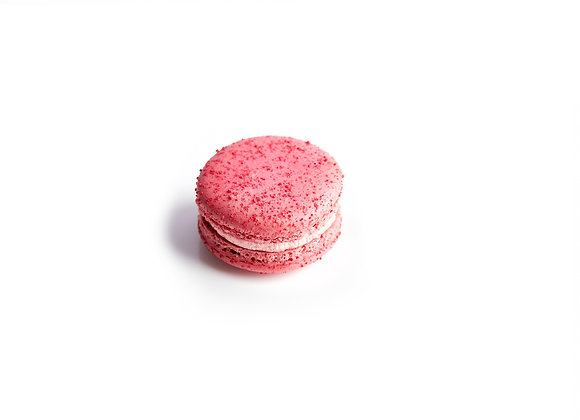 "Strawberry Yoghurt Macaron ""CACAO"""