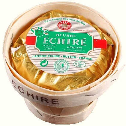 "Salted Butter ""ECHIRE"" 250gr"