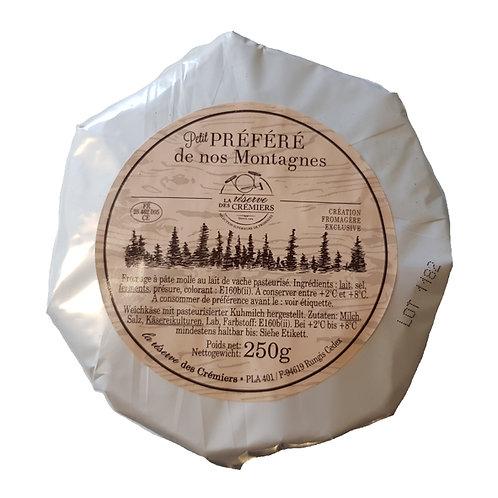 Reblochon Montagne Cheese Style