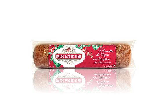 "Nonnettes - French Gingerbread Raspberry Jam ""Mulot Petitjean"""