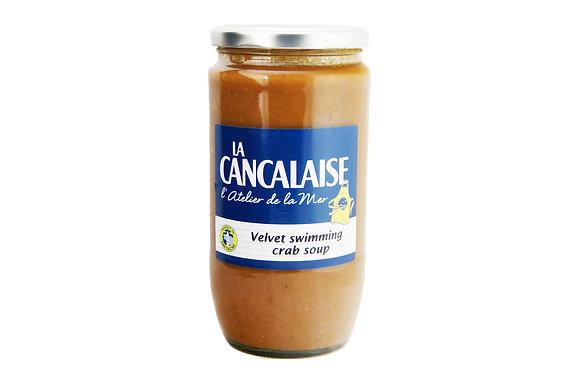 """Velvet Crab Soup """"La Cancalaise"""""""