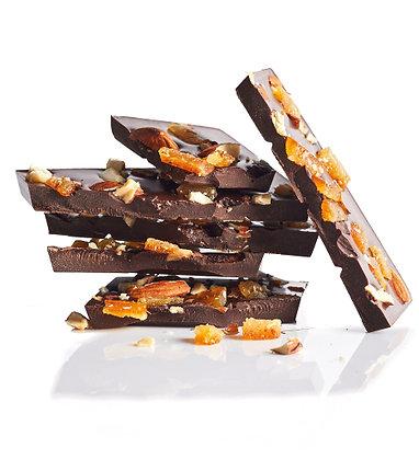 Chocolate Bar - Orange Confite