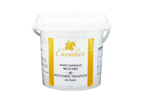 """Traditional Mustard """"Cavalier"""""""