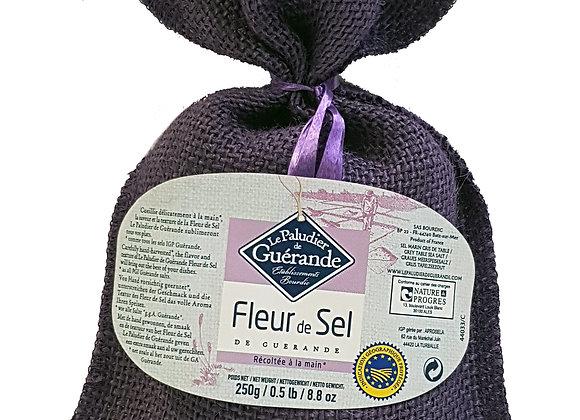 """Fleur de Sel Salt Bag """"Le Paludier"""""""