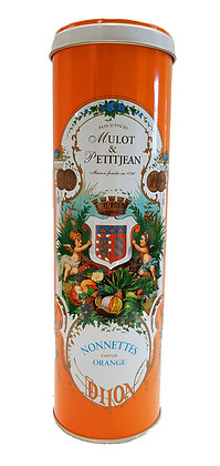 Gift Box Orange Nonnettes Mulot et Petitjean