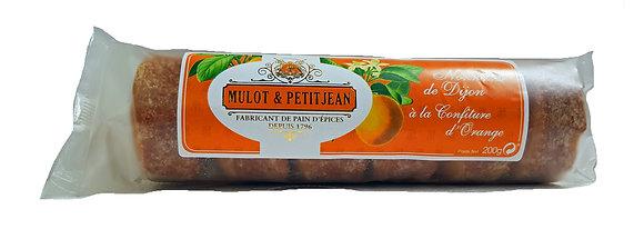 "Nonnettes - French Gingerbread Orange Jam ""Mulot Petitjean"""