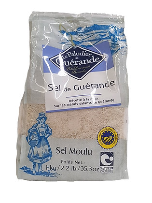 "Fine Sea Salt ""Le Paludier"""