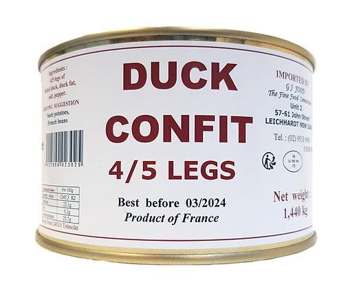 """Duck Confit 4/5 legs """"Danos"""""""