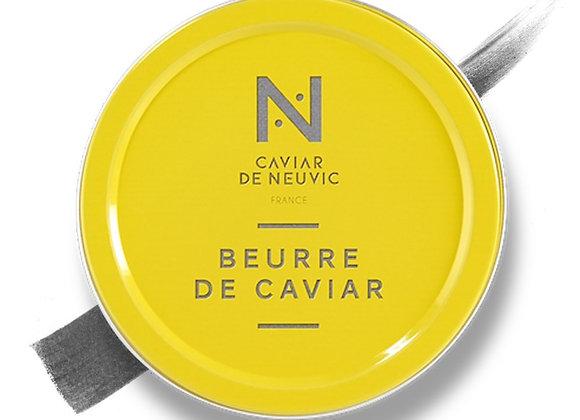 "Caviar Butter 50g Tin ""Caviar de Neuvic"""