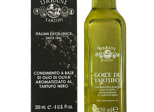 "Black Oil Truffle ""Urbani"""