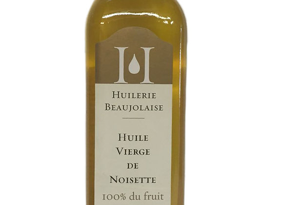 "Hazelnut Oil ""Huilerie Beaujolaise"""