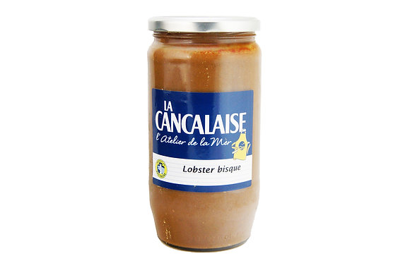 "Lobster Bisque ""La Cancalaise"""