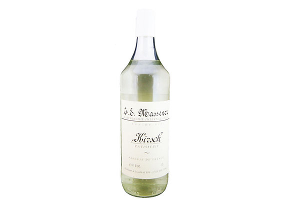"Kirsch Extract 45% alcohol 1lt bottle ""MASSENEZ"""