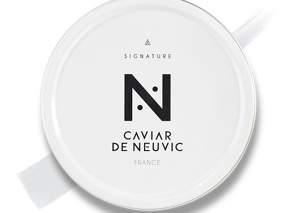 "Caviar de Neuvic ""Signature""- Ossetra - French"