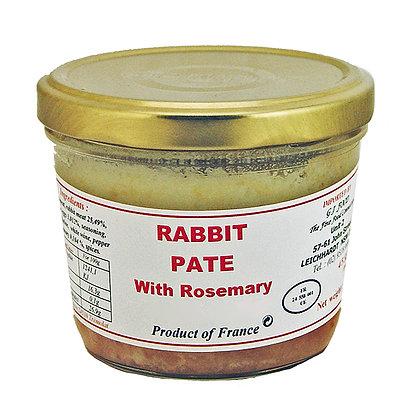 """Rabbit Paté with Rosemary """"Danos"""""""