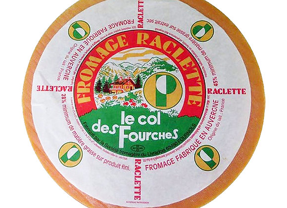 Raclette Cheese Le Col des Fourches