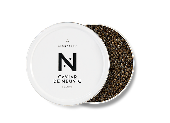 "Caviar de Neuvic ""Signature"" - Acipenser Baerii - French"